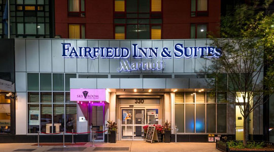 Fairfield Inn Times Square