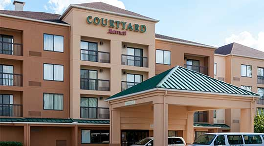 Courtyard by Marriott Nashville at Opryland