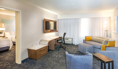 Courtyard by Marriott Nashville