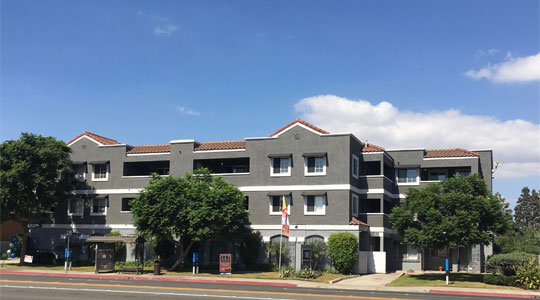 Duke Apartments