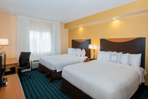 Fairfield Inn Nashville at Opryland